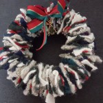 wool wreath 2